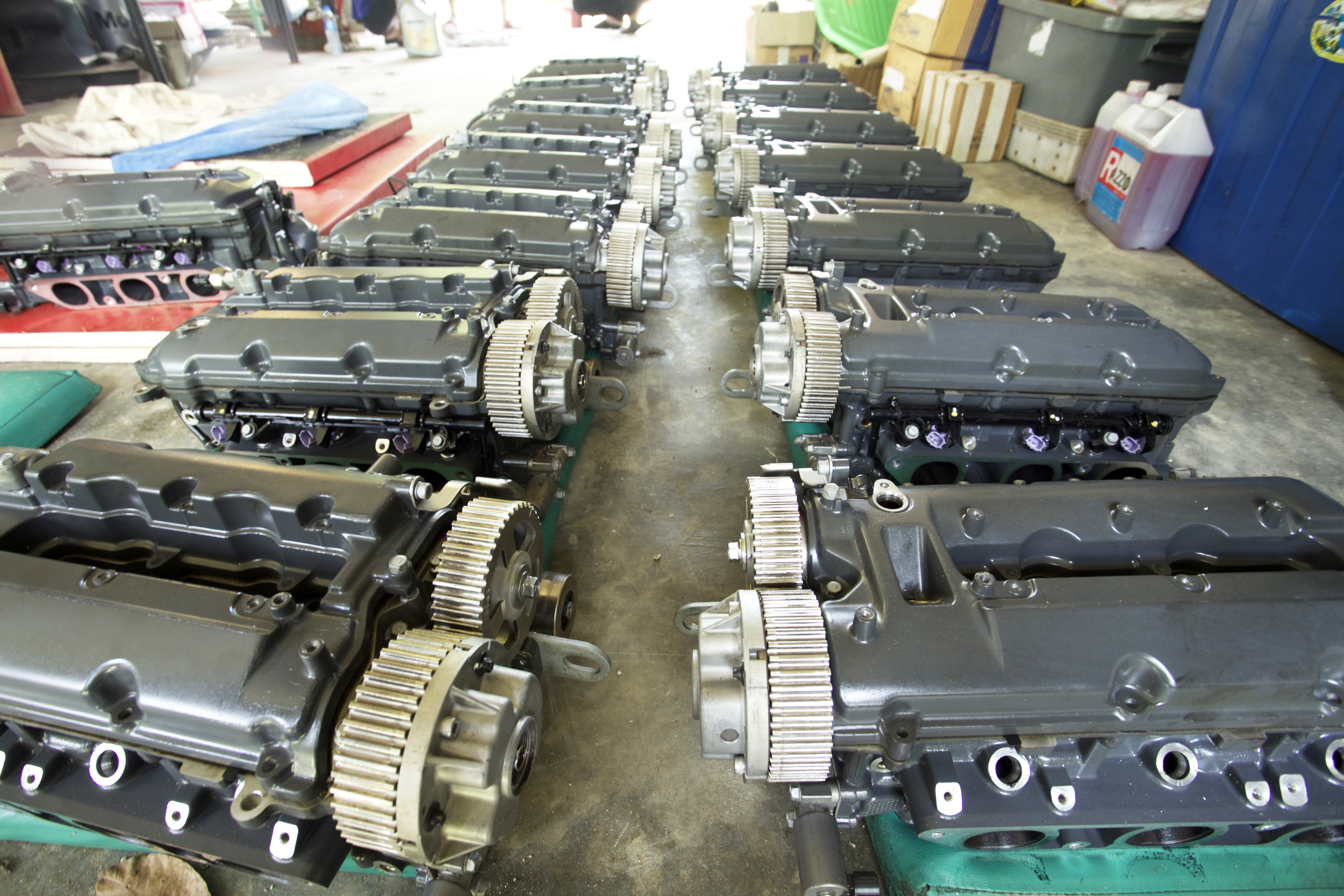 Outboard engine service similancharter and tour co ltd for Most reliable outboard motor 2016
